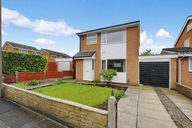 Thumbnail Detached house for sale in Hereford Crescent, Little Lever, Bolton