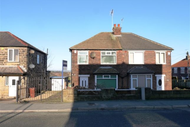 Thumbnail Semi-detached house to rent in Cemetery Road, Pudsey