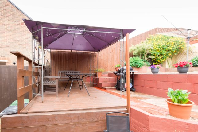 Decking Area of Dalkeith Road, Wellingborough NN8