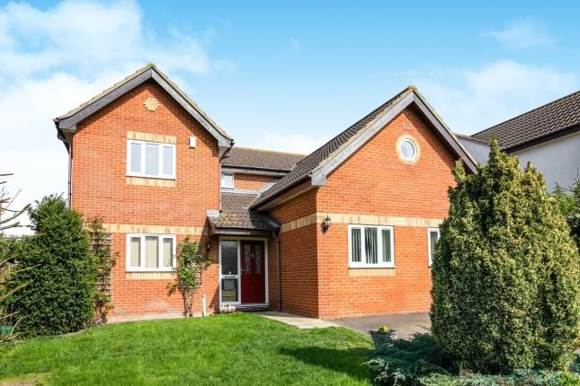 Thumbnail Detached house for sale in Hilltop View, Meppershall, Shefford, Beds