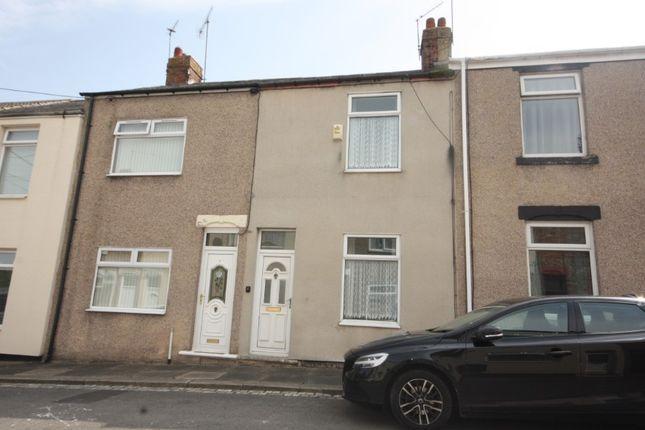 Thumbnail Terraced house for sale in 7 Oxford Street, Boosbeck, Saltburn-By-The-Sea, Cleveland