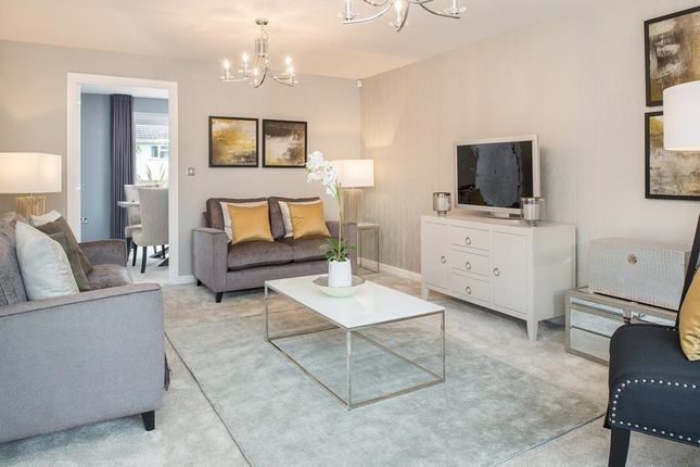 """Thumbnail Detached house for sale in """"Cambridge"""" at Beauchamp Avenue, Midsomer Norton, Radstock"""