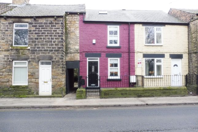 Thumbnail Terraced house to rent in Doncaster Road, Darfield Barnsley