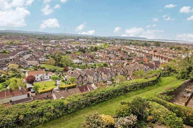 Thumbnail Flat for sale in Jesmond Road, Clevedon
