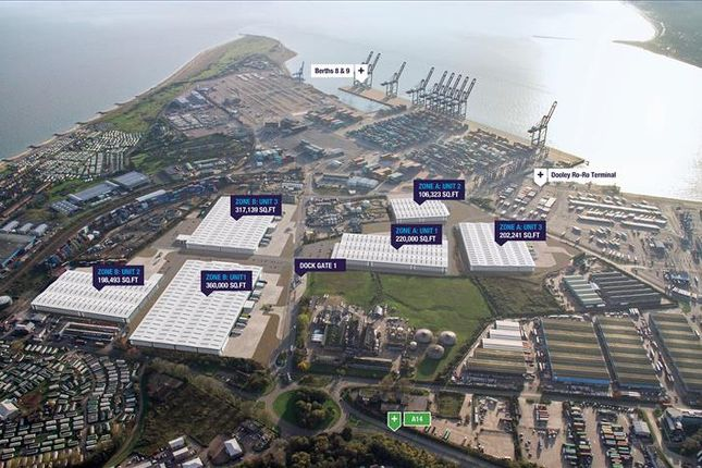 Thumbnail Warehouse to let in Logistics Park