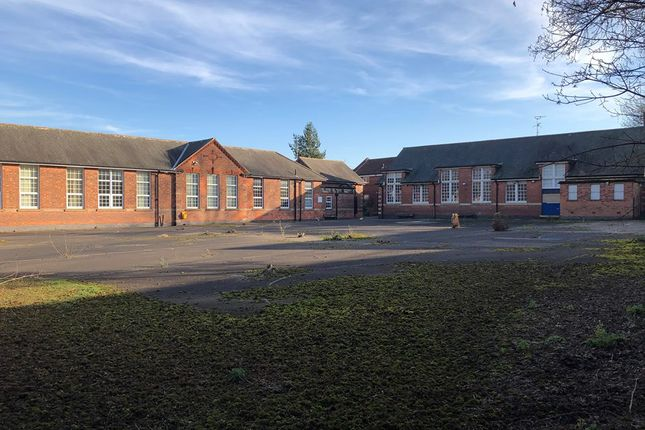 Thumbnail Land for sale in Memorial Avenue, Worksop
