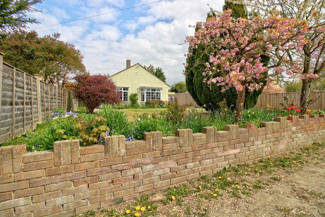 Thumbnail Detached bungalow for sale in Chapel Lane, Uffington, Faringdon
