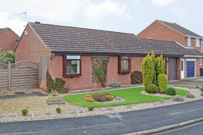 Thumbnail Detached bungalow for sale in Swinsty Court, York