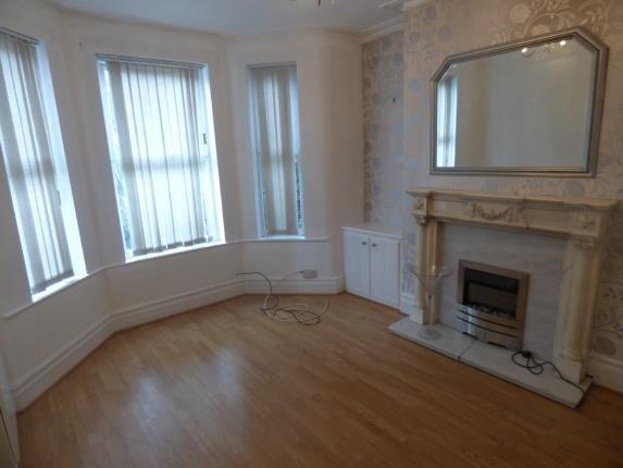 Living Room of Tilney Street, Liverpool, Merseyside L9