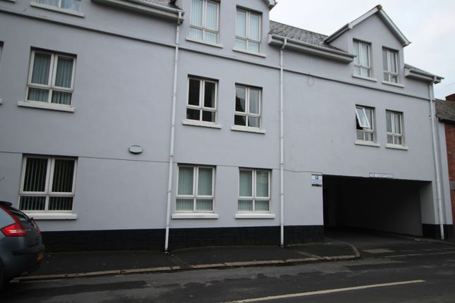 Thumbnail Flat to rent in The Courtyard, Mary Street, Newtownards