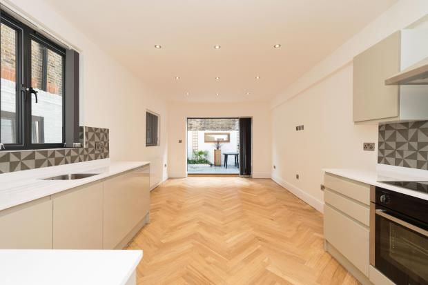 Thumbnail Terraced house for sale in Lithos Road, West Hampstead, London