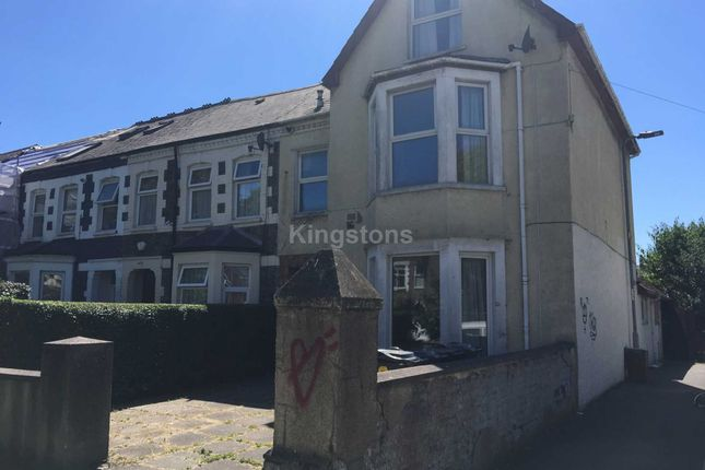 Thumbnail Duplex to rent in Richmond Road, Cathays, Cardiff