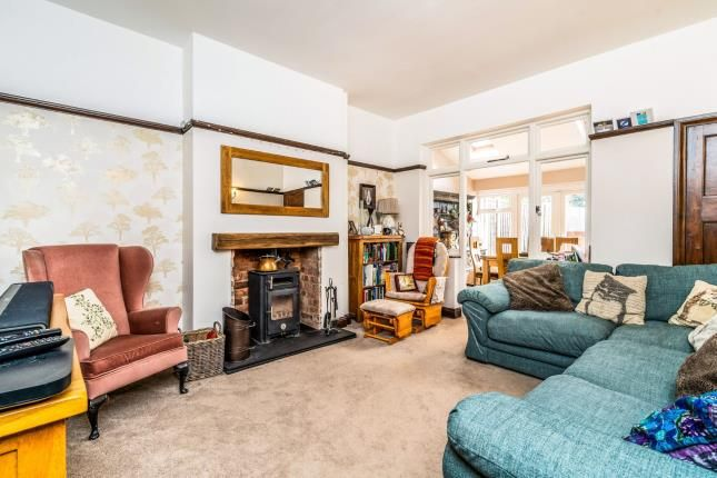 Living Room of Roman Road, Birstall, Leicester LE4