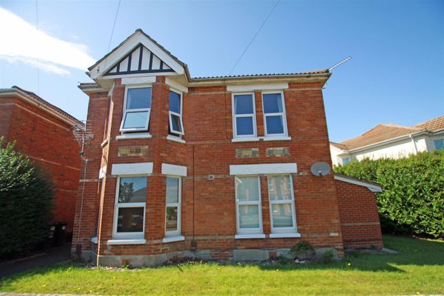 Thumbnail Flat for sale in Fortescue Road, Winton, Bournemouth