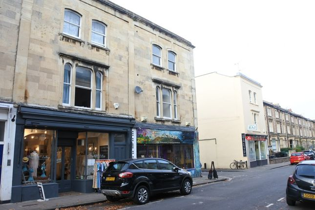 Thumbnail Flat to rent in Alma Vale Road, Top Floor, Clifton