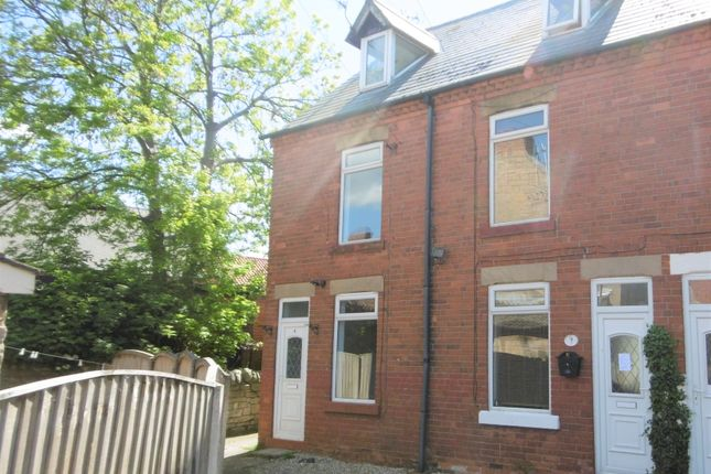 Thumbnail Terraced house to rent in Osbourne Yard, Warsop