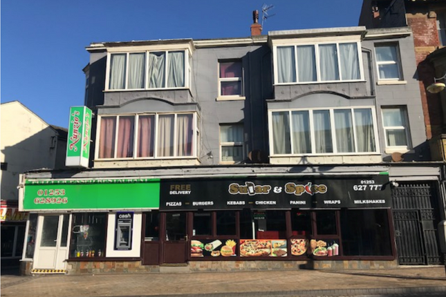 Thumbnail Pub/bar for sale in Queen Street, Blackpool