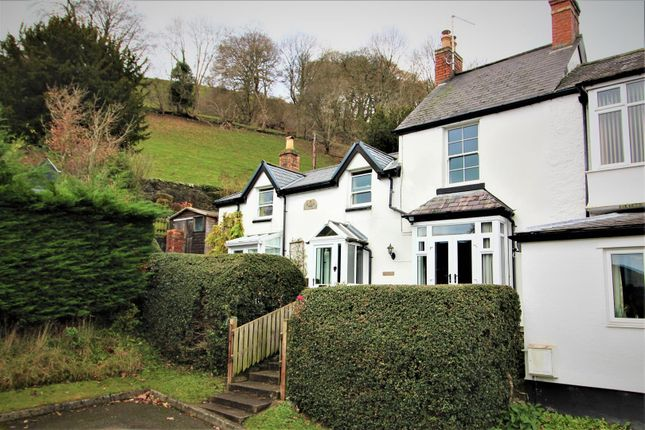 3 bed semi-detached house for sale in Fron Bache, Llangollen LL20