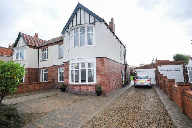 Thumbnail Semi-detached house for sale in Harton Grove, South Shields