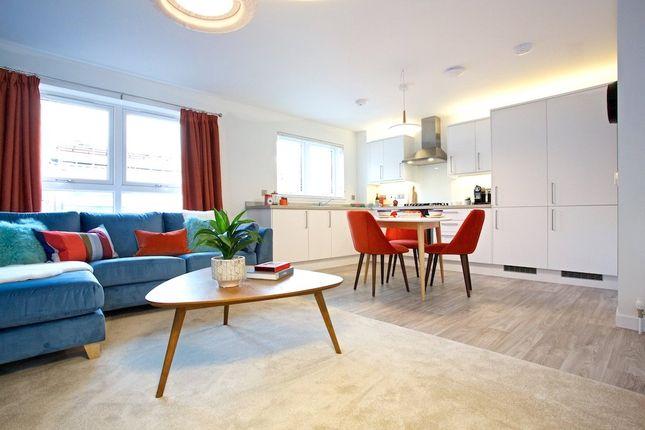 Lounge / Kitchen of Flat 9, Hulbert Court, Allison Crescent, Perth PH1