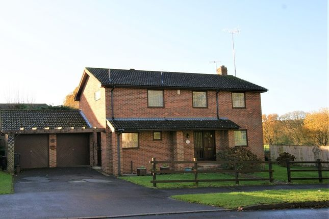 Thumbnail Detached house for sale in Chapel Lane, Corfe Mullen, Wimborne