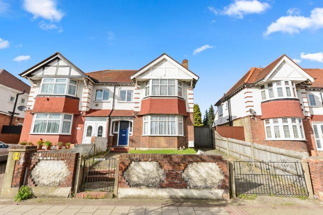 Thumbnail Semi-detached house to rent in Great West Road, Osterley