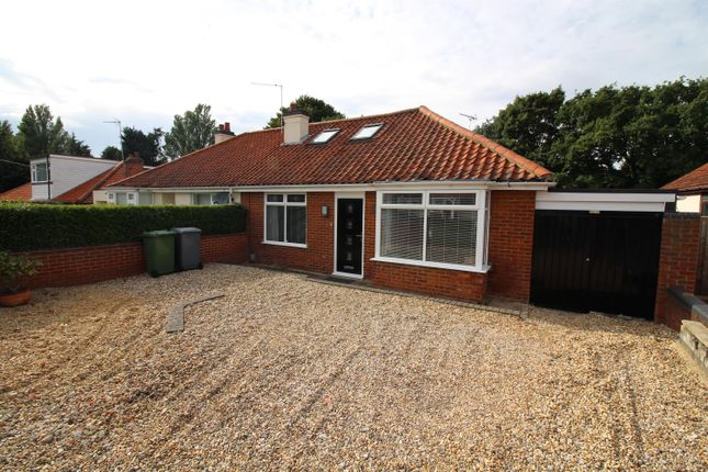 Thumbnail Semi-detached house for sale in Hastings Avenue, Norwich
