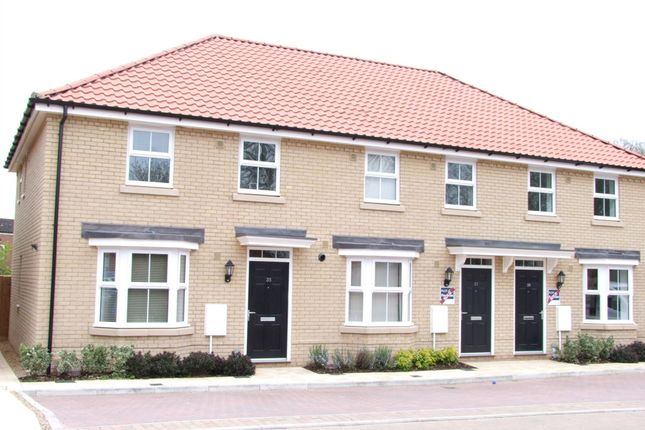 3 bed end terrace house for sale in Franklin Road, Saxmundham