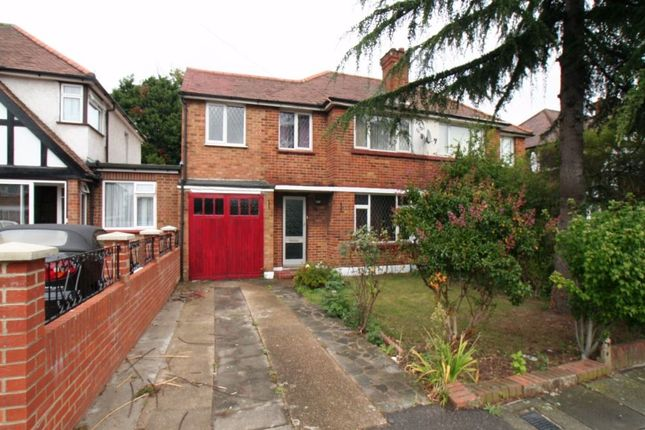 Thumbnail Semi-detached house to rent in Compton Road, Hayes