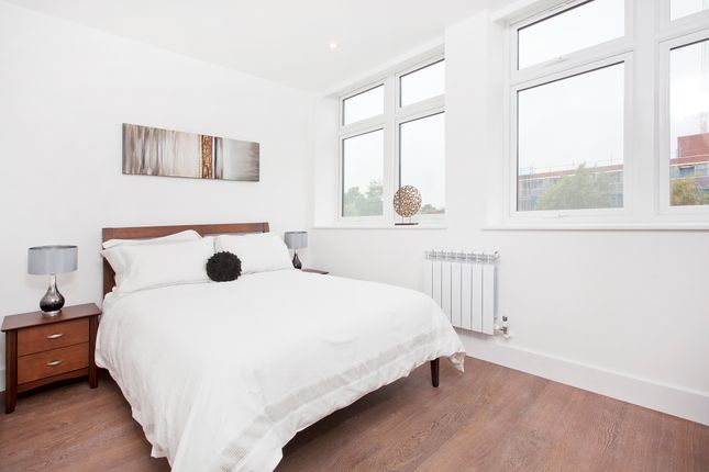 Thumbnail Flat to rent in London Road, North Cheam