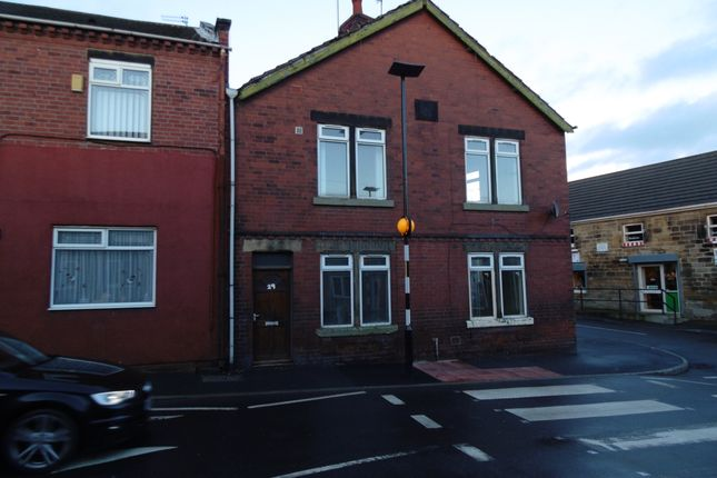 Thumbnail Terraced house to rent in White Apron Street, South Kirkby