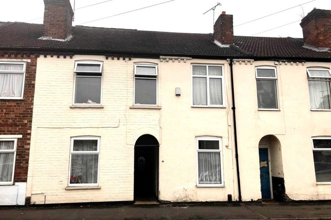 Terraced house for sale in Webb Street, Lincoln