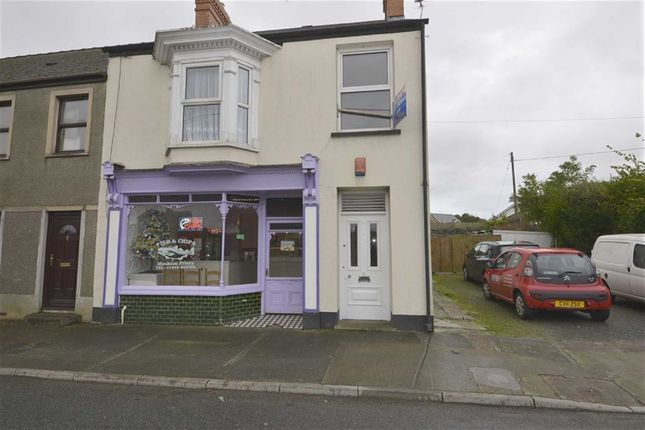 Thumbnail Commercial property for sale in Monkton, Pembroke, Pembrokeshire