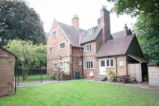Thumbnail Semi-detached house for sale in Rectory Lane, Hodge Hill, Birmingham