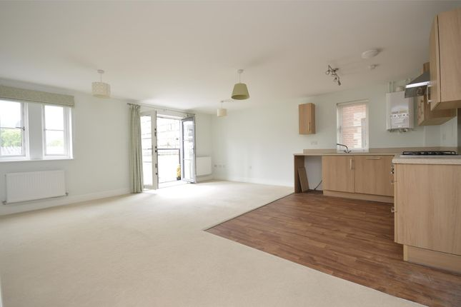 Thumbnail 2 bed flat to rent in Greenaways, Ebley, Stroud, Glos