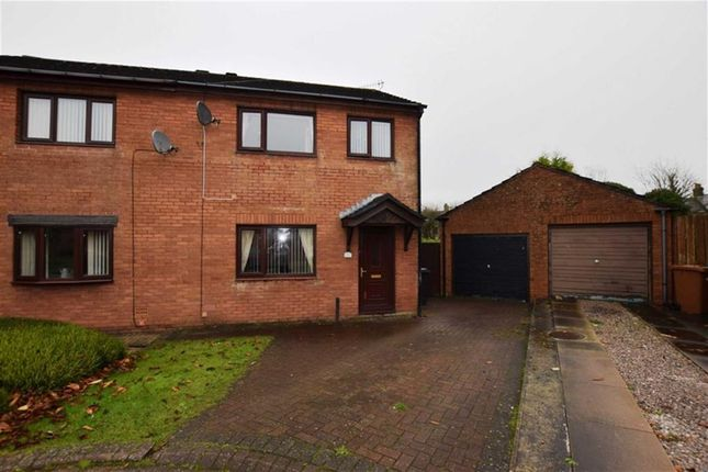 Thumbnail Semi-detached house for sale in Blea Beck, Askam-In-Furness, Cumbria
