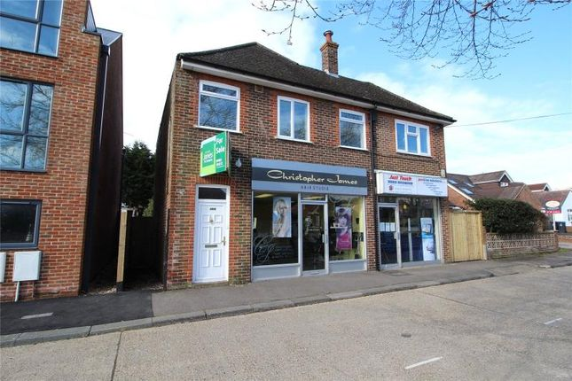 Thumbnail Commercial property for sale in & 191A Findon Road, Worthing, West Sussex