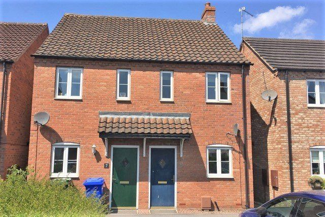 Thumbnail Semi-detached house to rent in The Square, Kirton, Boston