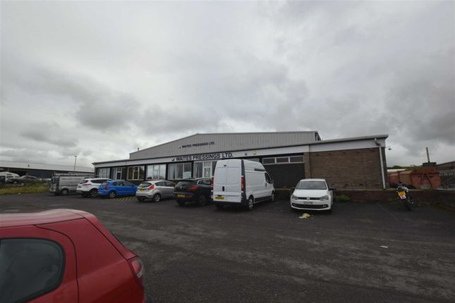 Thumbnail Light industrial for sale in Park Road, Barrow In Furness, Cumbria
