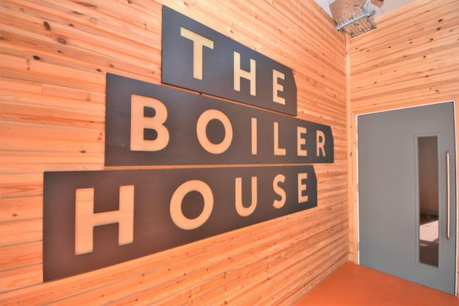 The Boiler House of The Boiler House, Material Walk, Hayes UB3