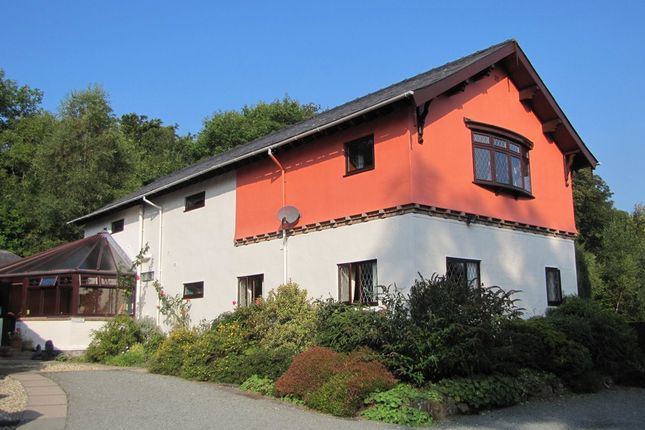 Thumbnail Detached house for sale in Snowdonia Country Estate, Coed Y Parc, Bethesda, Bangor, Gwynedd
