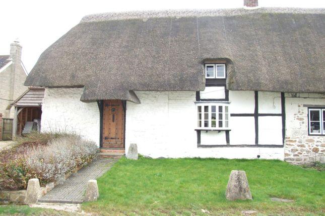 Thumbnail Cottage to rent in Berrycroft, Ashbury, Swindon