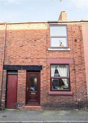 Terraced house for sale in London Street, Leek