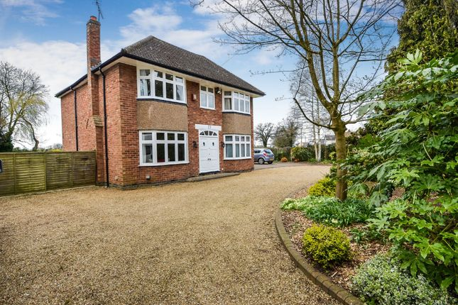 Thumbnail Detached house for sale in Cawston Lane, Dunchurch, Rugby