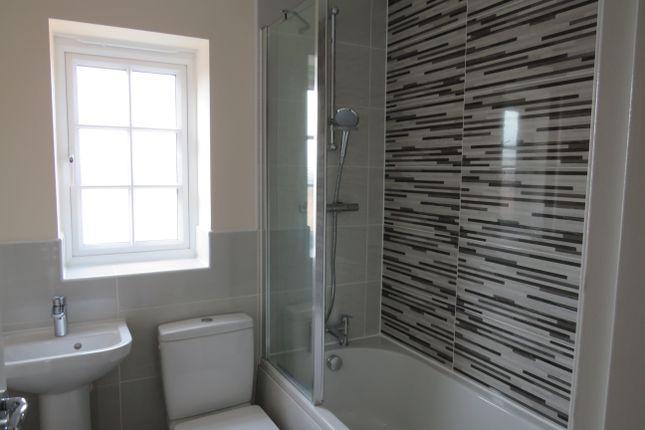 Bathroom of Poppyfield Road, Wootton, Northampton NN4