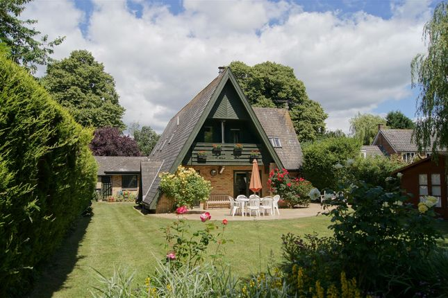 Thumbnail Detached house for sale in Long Thurlow, Badwell Ash, Bury St. Edmunds