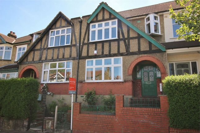 Thumbnail Terraced house for sale in Witham Road, Anerley, London