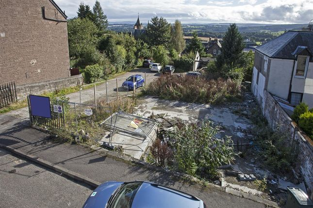 Thumbnail Land for sale in Millar Street, Crieff