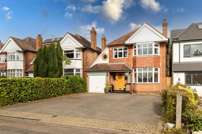 Thumbnail Detached house for sale in Solihull Road, Shirley, Solihull
