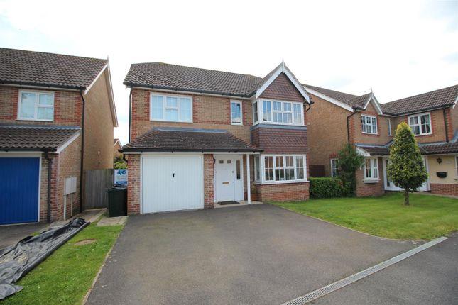 Thumbnail Property to rent in Alec Pemble Close, Kennington, Ashford